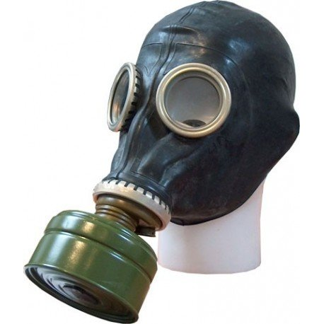 GP-5 Russian Gas Mask