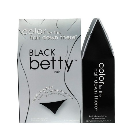 Betty Beauty Colour Kit - Colouring for your pubic hair