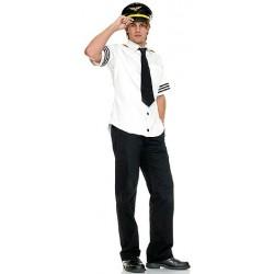 Costume / uniform line for man driver