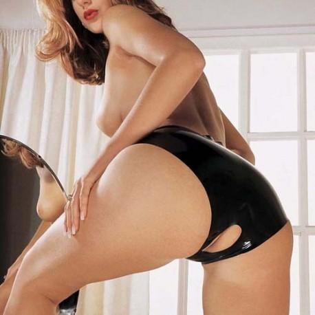 LaTeX pants split