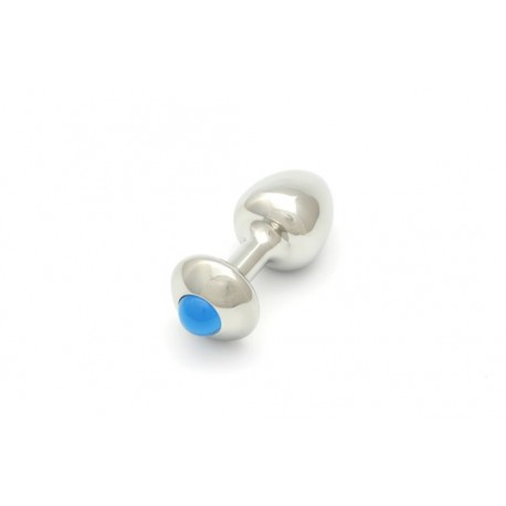 Intimate jewellery - Rosebud - Anal Plug: 8 colours / 3 sizes available