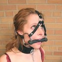 BitGag - Biting horse total submission