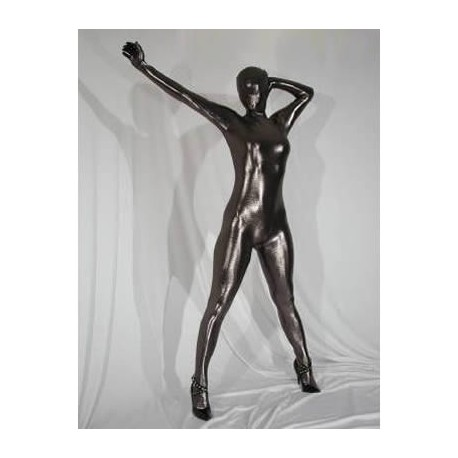 FullBody CatSuit: Spandex-shiny Latex