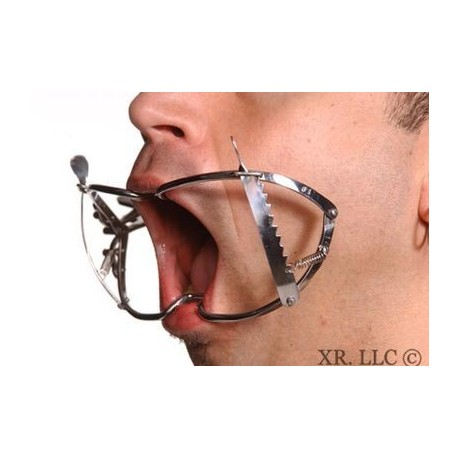 Open mouth Medical rack