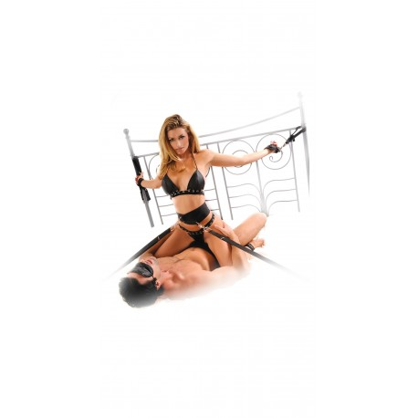 Bed Restraints and Bondage Cuffs