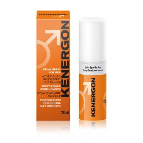 Kenergon Spray - Delaying ejaculation