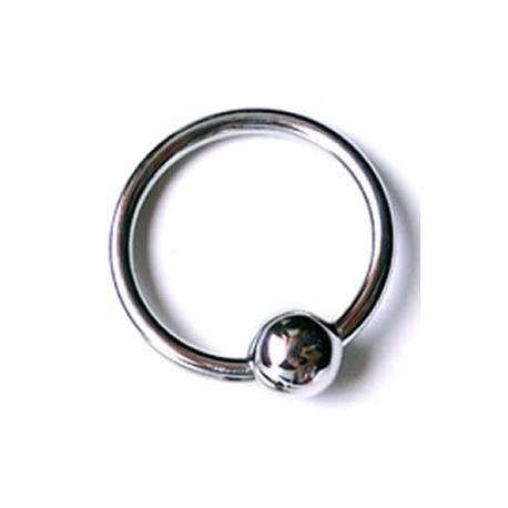 Metal Head Ring