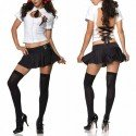 Disguise: Together Blouse sexy schoolgirl lolita