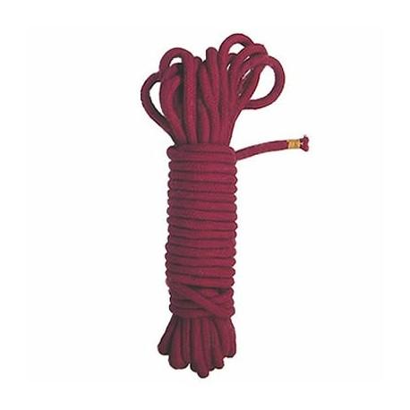 Japanese bondage in cotton rope