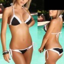 Swimwear: Bikini Sexy Simply Black & White