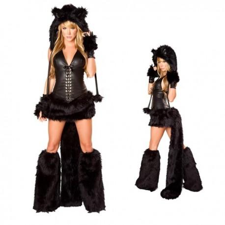 Disguise Costume cat fur