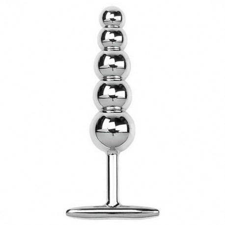 Stainless Steel Anal Plug - 525g/18.5oz
