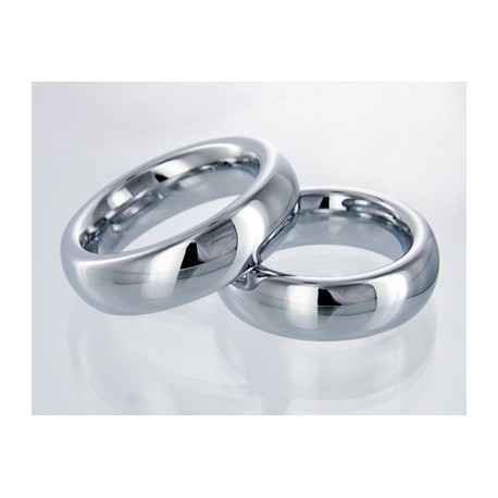 Polished Stainless Steel Luxury CockRing