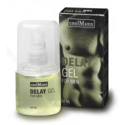 CoolMann - Ejaculation Delay Gel