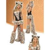 Leopard costume disguise - Female