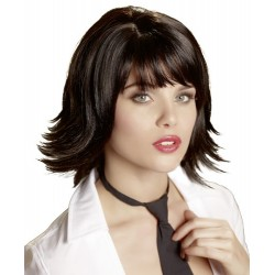 Sexy wig : Short black hair