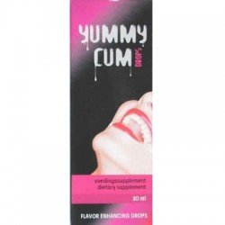 Yummy Cum Drops - tasty drops to increase sperm volume