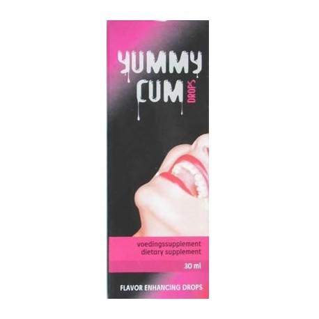 Yummy Cum Drops - tasty drops to increase sperm volume