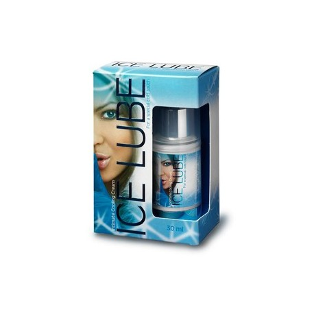 Ice Lube - intimate sensual refreshing ice-cube effect gel!