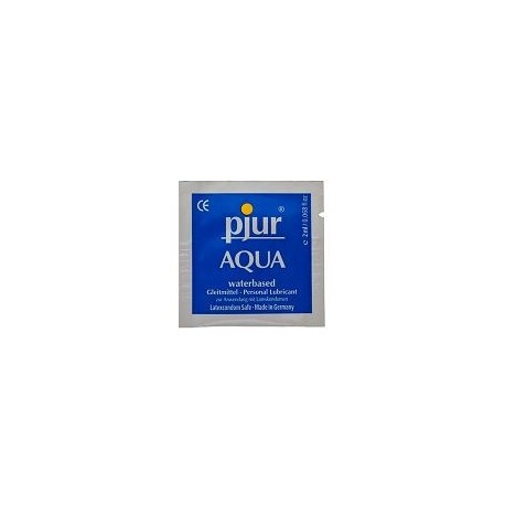 Pjur Aqua - Intimate water based lubricant