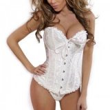 Glamour Victorian corset + thong