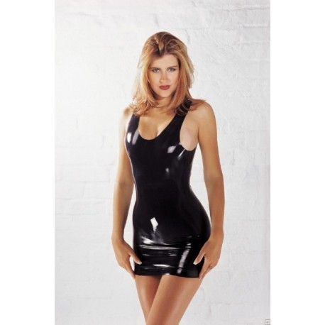 Women - Maillot one piece 100% pure latex