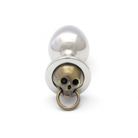 Rosebud - Intimate jewellery: death head!