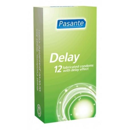 Pasante Delay - Retardant condoms