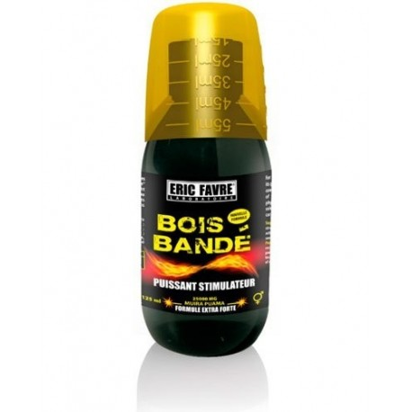 Bois Bandé Muirapuama - increases libido - 125 ml