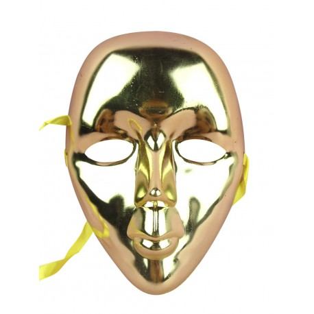 Full face mask for erotic parties