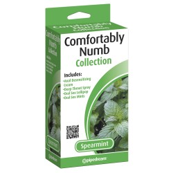 Sexual anaesthetic pack - Comfortably Numb Kit