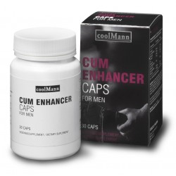 CoolMann - Cum Enhancer - Improves sperm production