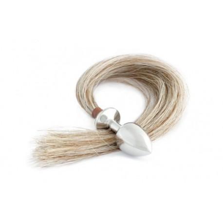 Intimate jewel - Anal Plug - HorseBud - Ponytail