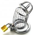 Lancelot - Chain mail penis cage