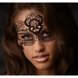 Glamour Black Lace mask