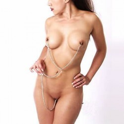 Tits to clits - Nipple and clitoris clamp