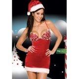 Xmas Diamond Christmas nightdress
