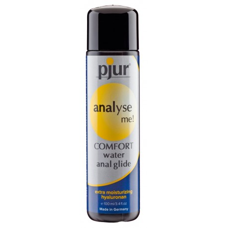 Pjur Analyse Me! - Anal Lubricant and Anaesthetic