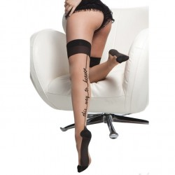 """Sexy stockings ""This Way To Heaven"""""