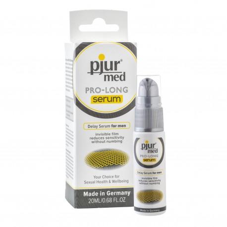 Pjur - MED Prolong Serum 20 ml - Reduces penis sensitivity