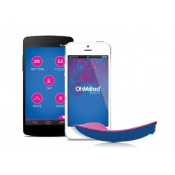 OhMiBod - blueMotion Nex 1 - Bluetooth & Wifi connected vibrating egg