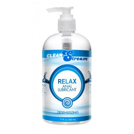 Clean Stream - Anaesthetic anal lubricant