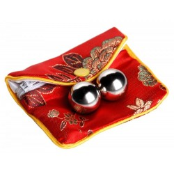 Original geisha balls in stainless steel - Kegel exercises