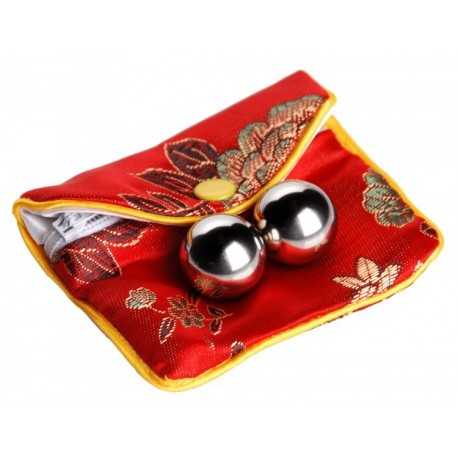 Original geisha balls in stainless steel - Kegel exercises