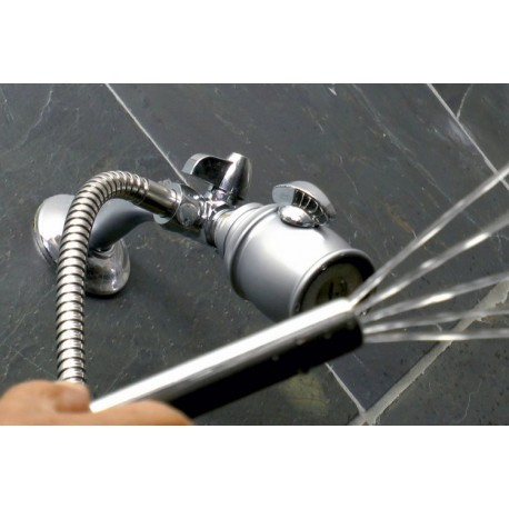Enema shower system kit