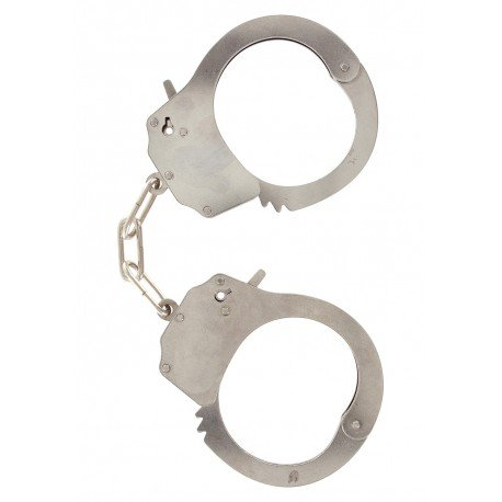 Handcuffs police naughty: Simply