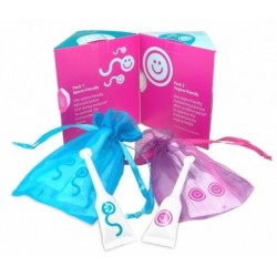 Yes Yes Baby - Pack de fertility lubricants