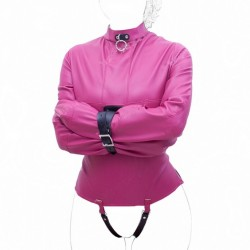 Pink straitjacket for SM submission games