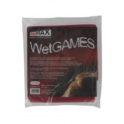 SexMax BedSheet WetGame - Vinyl sheets for sex games - 180x220