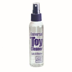 Intimate sex toy & plug anti-bacterial disinfectant
